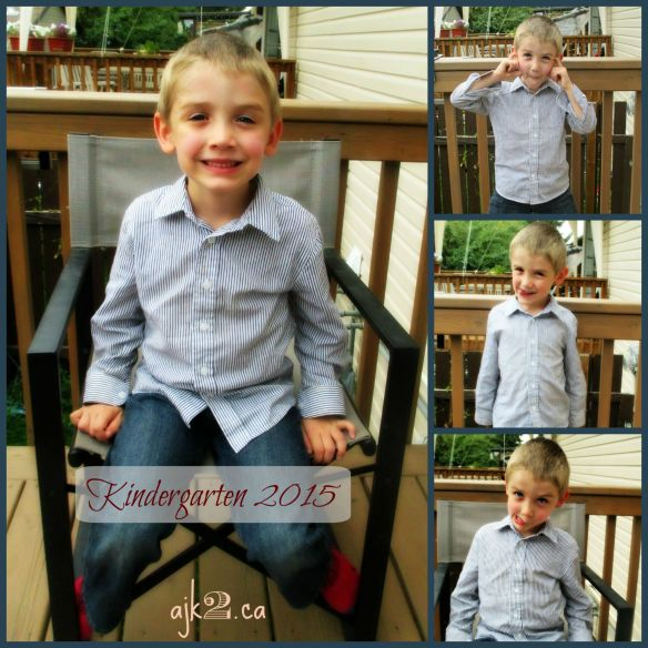 2015.09.02 Kindergarten collage