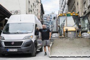 Selidbe i transport Beograd