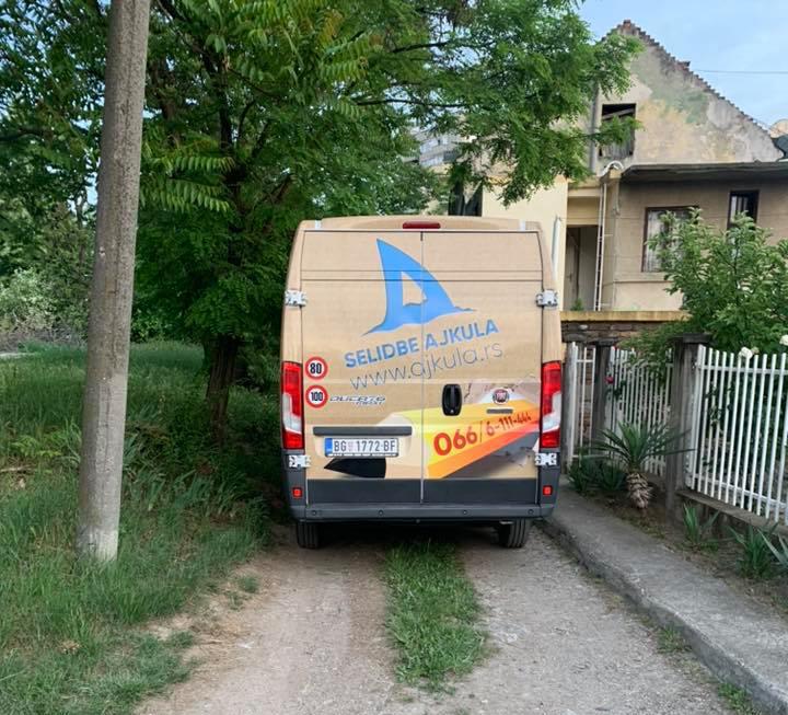 Selidbe u Beogradu i međugradske selidbe na teško pristupačnim terenima?