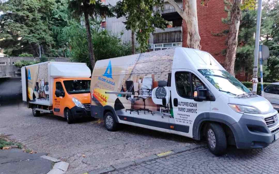 Selidbe Beograd, selidbe kamionom, selidbe kombijem, jeftine selidbe