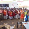 डा0 षिवराज सिंह सुमन ने बच्चों को किया कुरार्हा षिक्षण संस्था में परीक्षण
