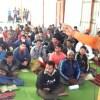 पुलवामा शहीदों को नवग्रह आश्रम के केंसर रोगियों ने दी श्रृद्धाजंलि