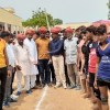 ताजपुरा मे जन्माष्टमी पर कब्बडी प्रतियोगिता का शुभारंभ