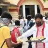 नारायण सेवा संस्थान ने दी 1.80 लाख रुपये की मदद