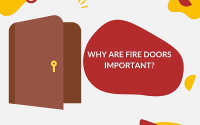 Why are fire doors important?