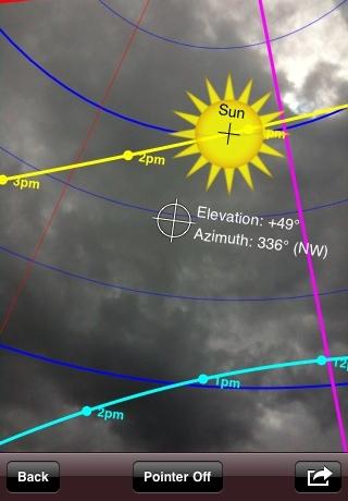Sun Seeker AR View