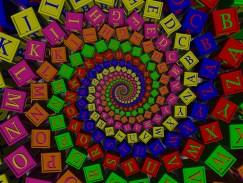 Doyle Alphabet by fdecomite, via Flickr