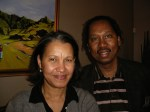 Bongani Tembe and Linda Bukhosini