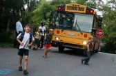 the school bus routine by woodley wonderworks, via Flickr.