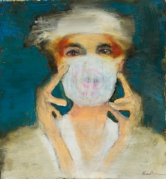 Sometimes my surgical mask feels like a gag/by Julianna Paradisi