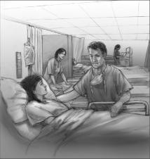 Illustration by Janet Hamlin for AJN.