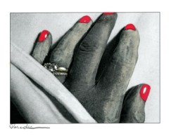 Manicure, by Julianna Paradisi, 2014