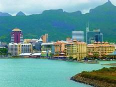 Port of Mauritius by Iqbal Osman, via Flickr
