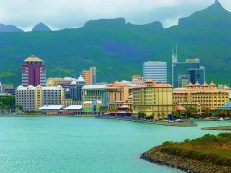 Port of Mauritius by Iqbal Osman, via Flickr