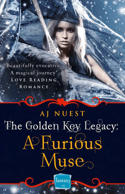 A Furious Muse - Book 1 of the Golden Key Legacy