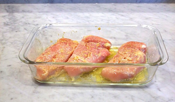 gluten-free chicken caprese