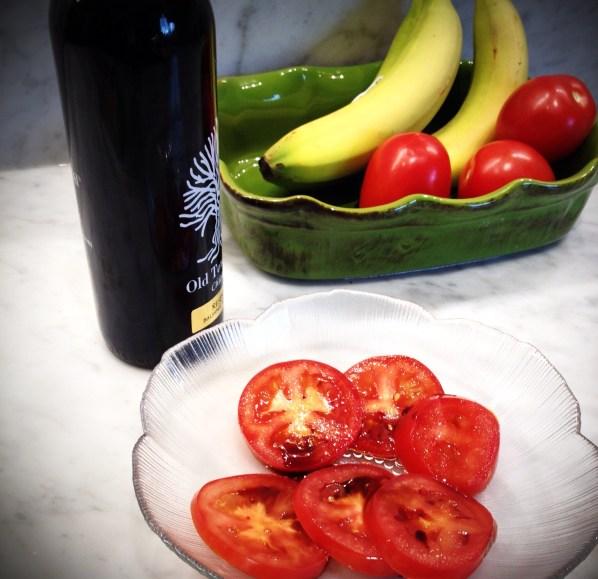 balsamic marinade for tomatoes