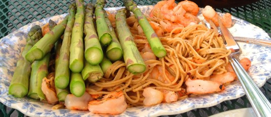 shrimpandasparagus