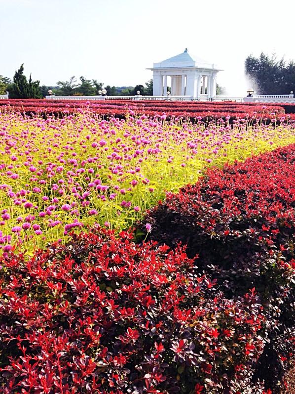 photo of hotel gardens