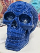 """Michael Carnright """"Skull"""""""