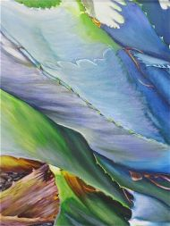 "Val Uschuk, ""Agave I"""