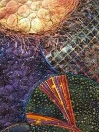 Sun to Pluto (detail), Regina Browne