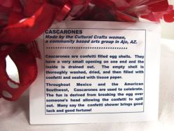 Cascarones - Cultural Crafts Group