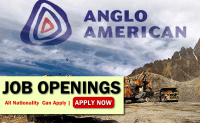 Anglo American Job Opportunities