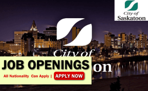 City of Saskatoon Job Opportunities