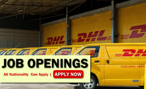 DHL Job Opportunities