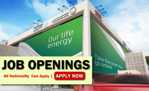 Dubai Electricity and Water Authority Job Opportunities