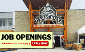 Farm Boy Job Opportunities