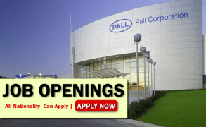 Pall Corporation Job Opportunities