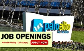 Palo Alto Job Opportunities