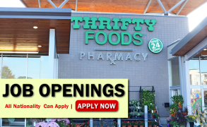 Thrifty Foods Job Opportunities
