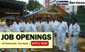 Alpine Engineering Services Pte Ltd Job Opportunities