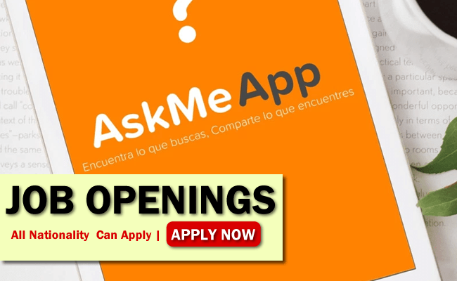 Askme Job Opportunities - aJoboo