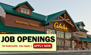 Cabela's Job Opportunities