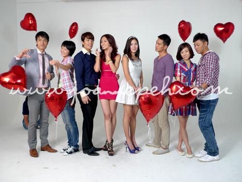 Mediacorp Chinese Drama A Jolly Affair