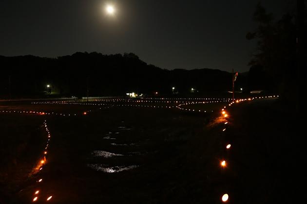 ただのイベントではなかった。「竹燈篭の夕べ」レポ
