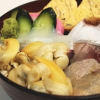 新鮮な海鮮を楽しみまくりたい、富津の海堡丼まつり