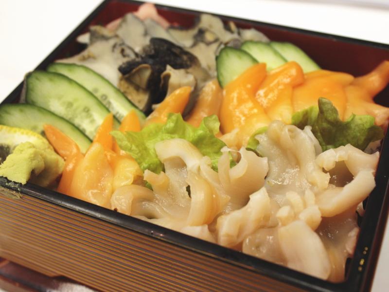 海堡三色丼byかん七