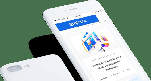 blog-ajotta desenvolvimento de site frutal