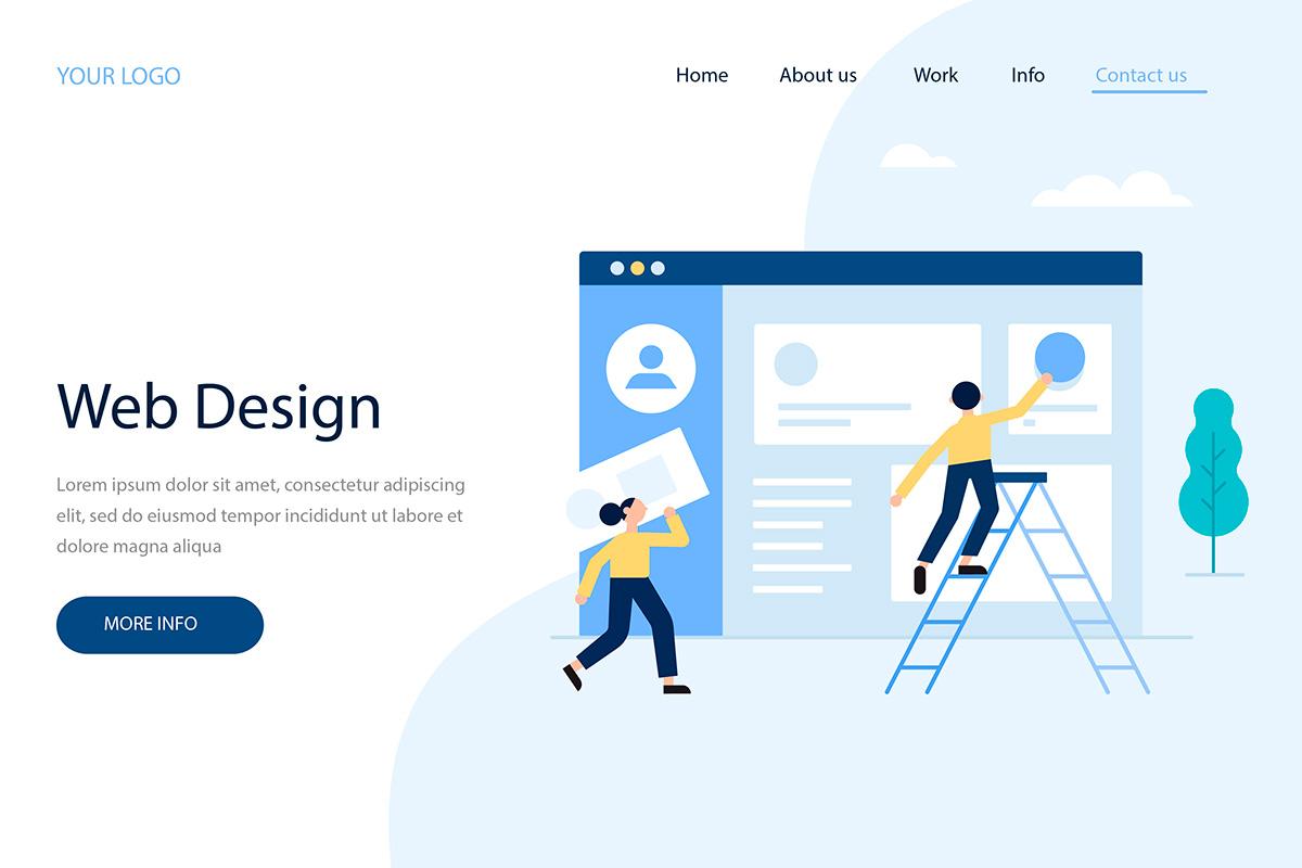 Desenvolvimento de sites institucionais e venda online