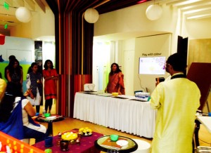 Shibani Speaking on Baaya Design's Association with the Traditional Artisans