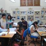 Delhi School of communication Library