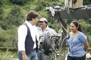 Hetal Yadav with Actor Govinda