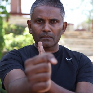 Another Wing Chun Pose