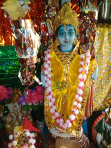 Lord Krishna - An Eco-Friendly God