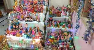 We Chant Lalita Sahasranamam during Navaratri